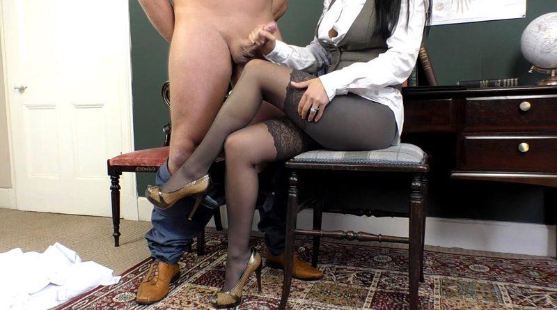 Head Mistress Keeps A Worker Loyal – Cassie Clarke