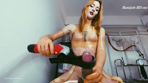 Mummified and Milked in the Clinic – Mistress Euryale