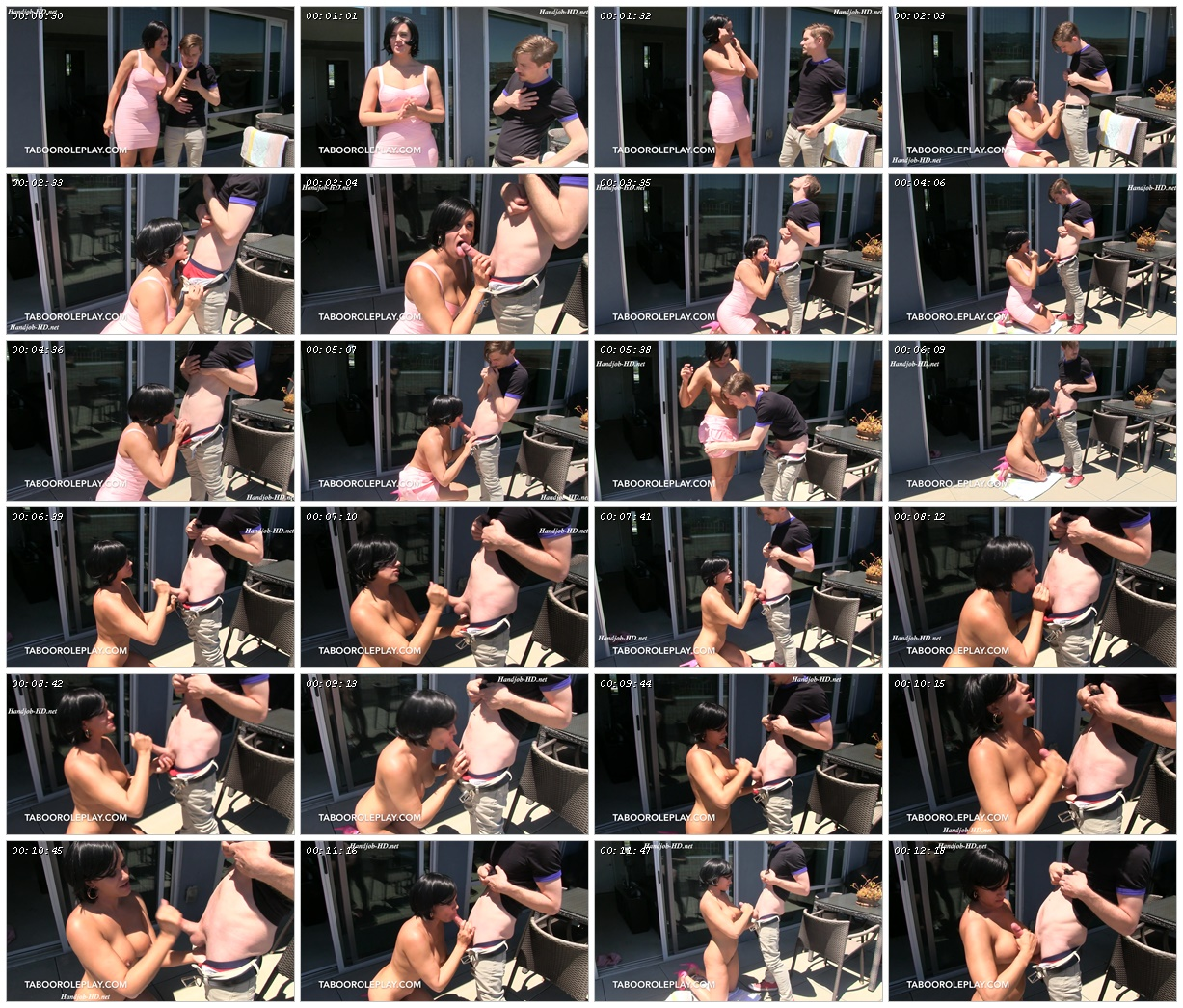 Penny Blows Her Step-Son on the Balcony – Miss Penny Barber_scrlist