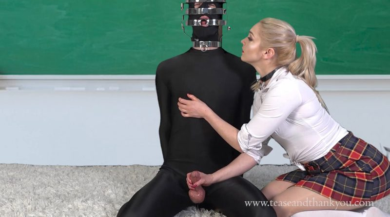 Reprogramming The Professor – Mandy Marx