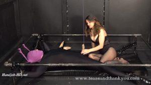 Sensual Dick Tie Session – Kat Turner