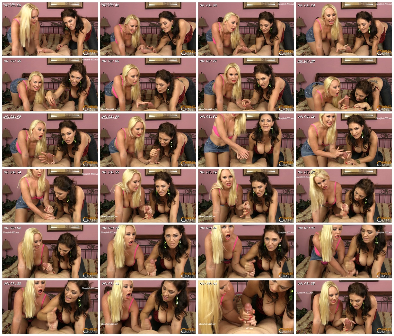 Charlee & Lylah Drain Your Balls – Charlees Adventures – Charlee Chase, Lylah Ryder_scrlist
