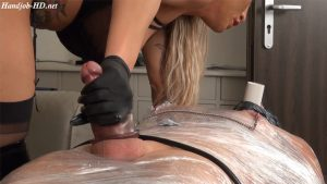 Jerk off for your Mistress! – Calea Toxic