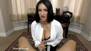 Punished With A Handjob, Why women have control over you – Cassie Clarke