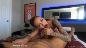 Smoking Hot Blowjob/Footjob Full Video – Kendra Cole