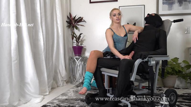 Your First Handjob – Mandy Marx