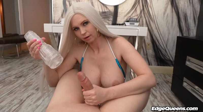 Astrid Star Edged To The Max – EdgeQueens