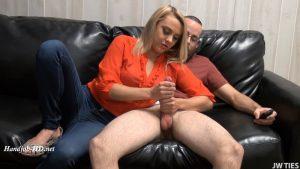 Maria Takes Control – First Time Handjobs – Maria Jade