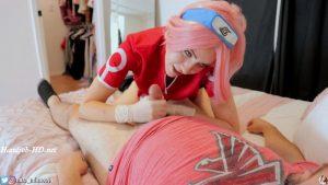 Nurse Trainee Performs Oral – MissMilaRose