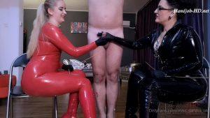 Ruined by CBT! – Mistress Sandra, Mistress Luna