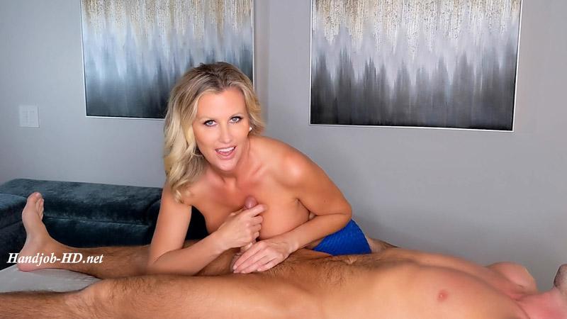 Andi Massage And Handjob Cumshot – DaveAndAndi