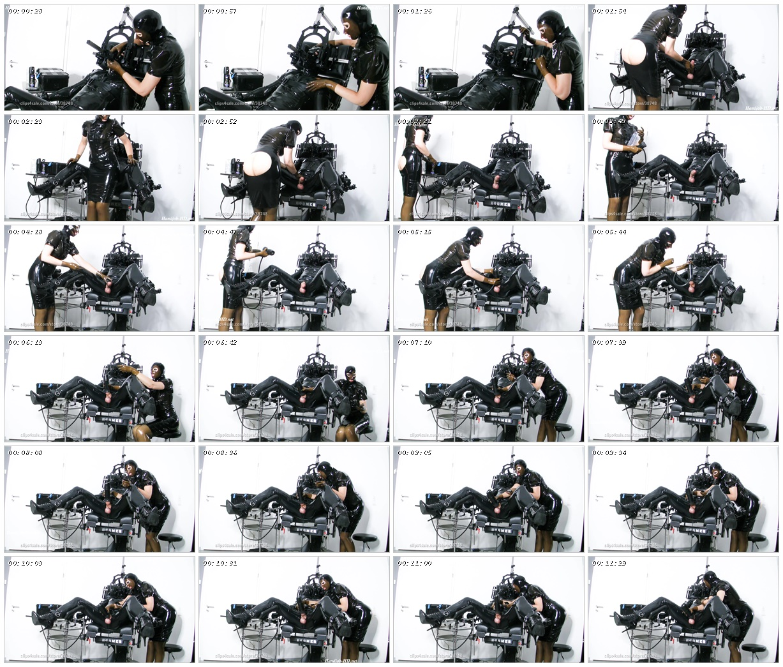 Heavy Rubber Fuck Machine – My Slave HD Femdom Videos_scrlist