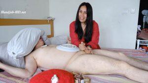 Lava Nuts: A Burning Hand Job – Mistress Wael