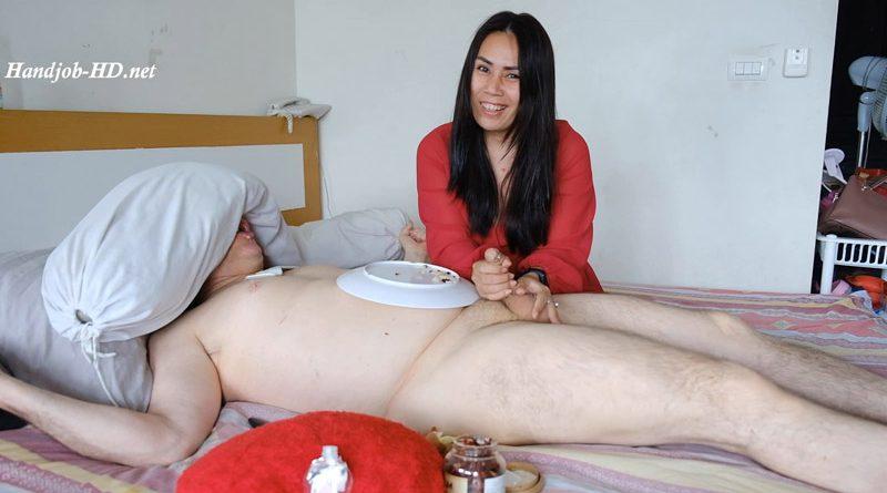 Lava Nuts A Burning Hand Job – Mistress Wael