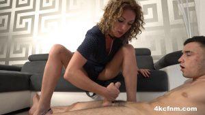 Nadia Mommy Loves The Taste Of Cum – 4KCFNM