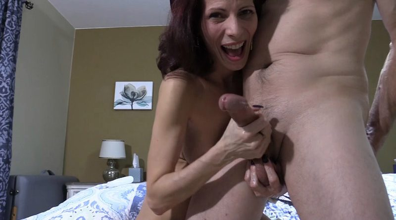 Naked Wrap Around Hand Job – Wife Crazy Clip Store