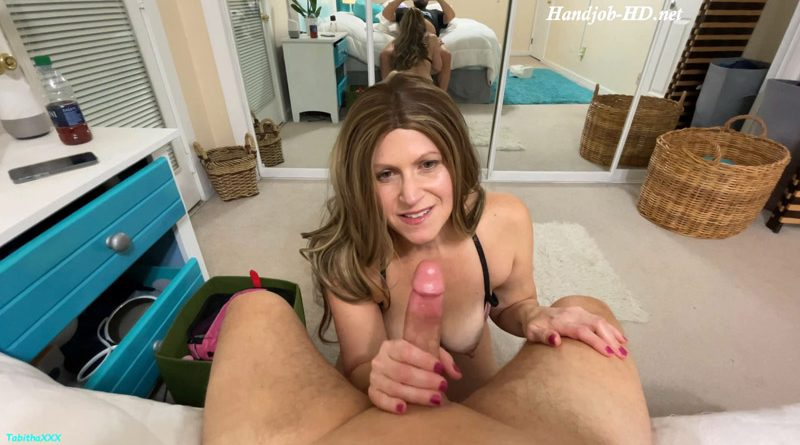 Big Tit Bikini MILF Blowjob Handjob – TabithaXXX
