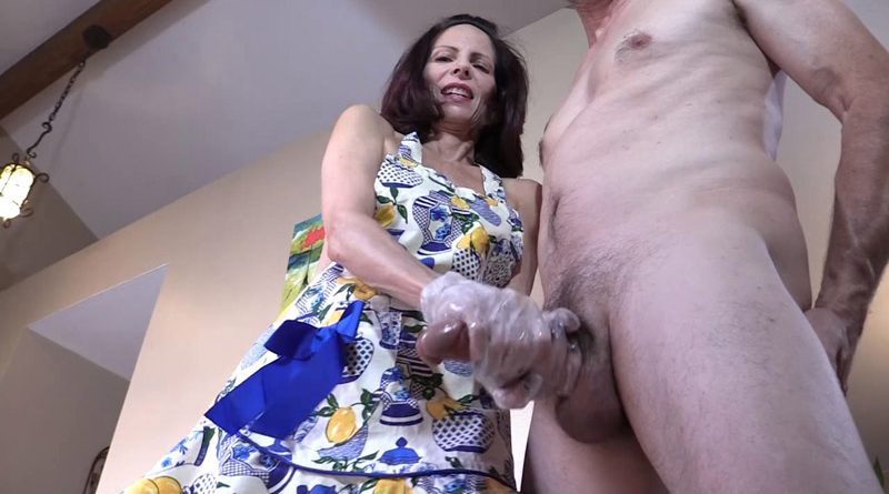 Dirty Dick Gloved Handjob – Wife Crazy Clip Store