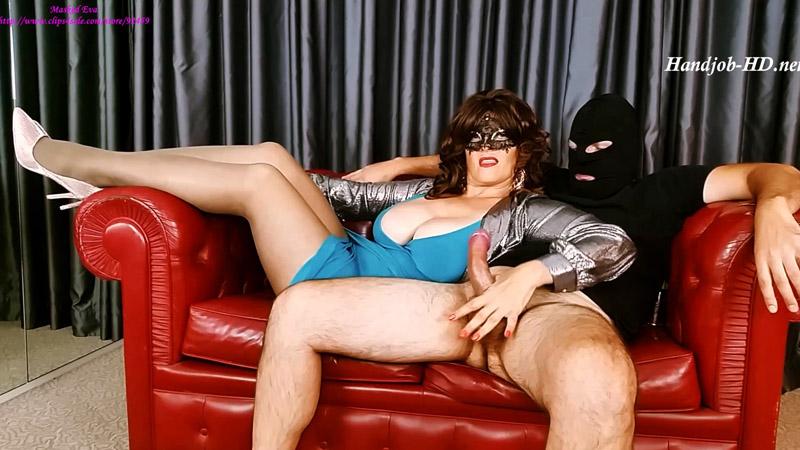 Ruining Orgasms Sensually – Masked Eva