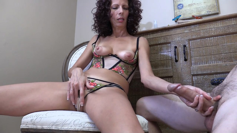 Sensual Soft Stroking Handjob – Wife Crazy Clip Store