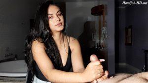 Sharon Handjob Ecstasy – Hand&feet
