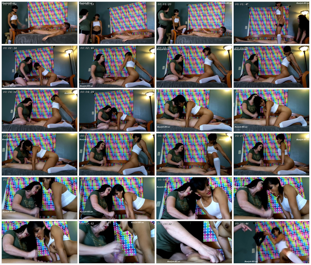 Step-Brother gets Drained – Sherry Stunns, Channy Crossfire_scrlist